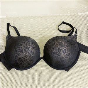 Victoria's Secret Push Up Bra 36 C